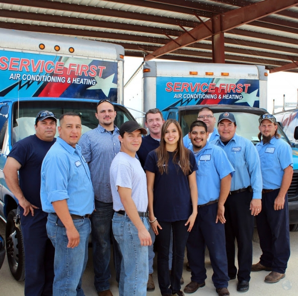 Service First Air Conditioning And Heating In San Antonio